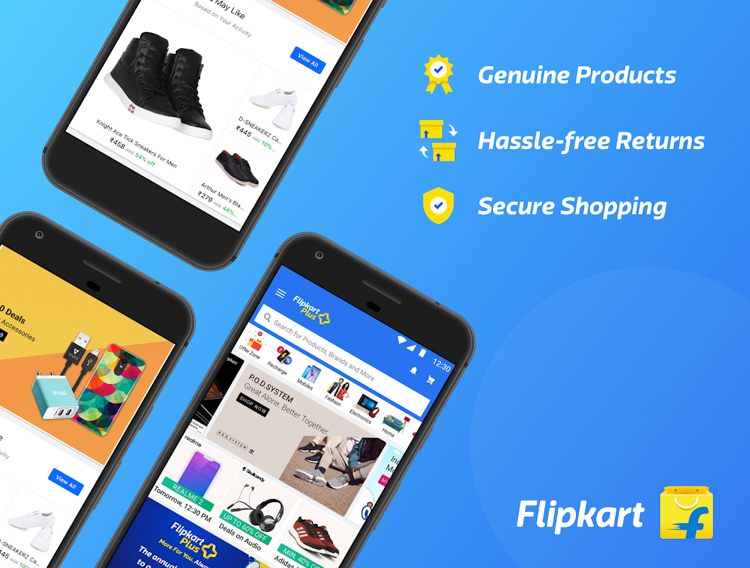 Flipkart Online Shopping App screenshot 1