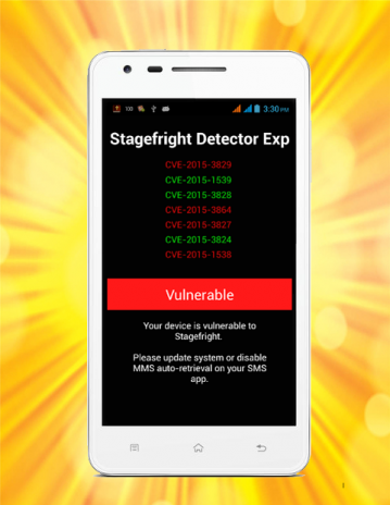 Stagefright Detector Exp(Scan) 1 0 Download APK for Android - Aptoide