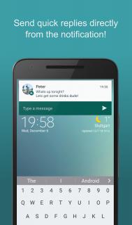 Floatify Lockscreen screenshot 2