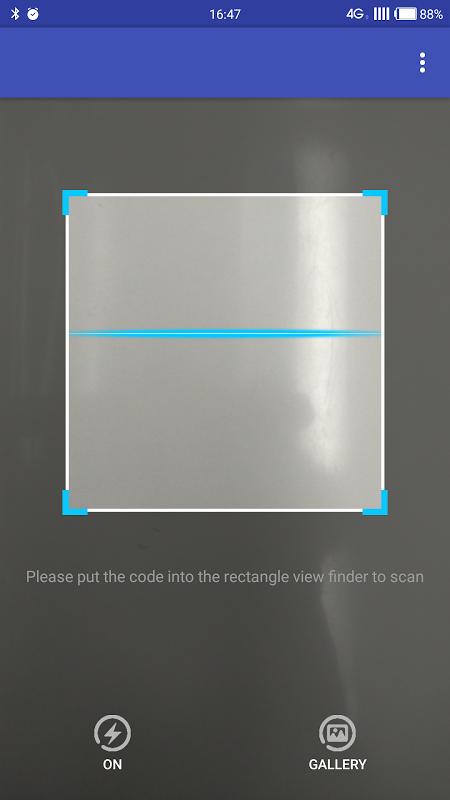 QR Scanner & Barcode Scanner 2019 screenshot 1