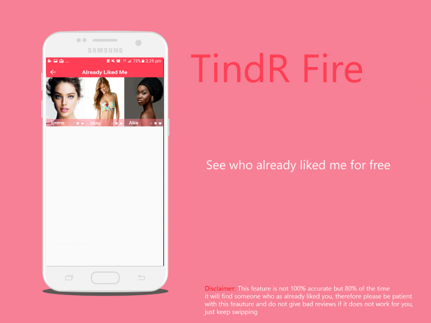 TindR Fire 2 0 Download APK for Android - Aptoide