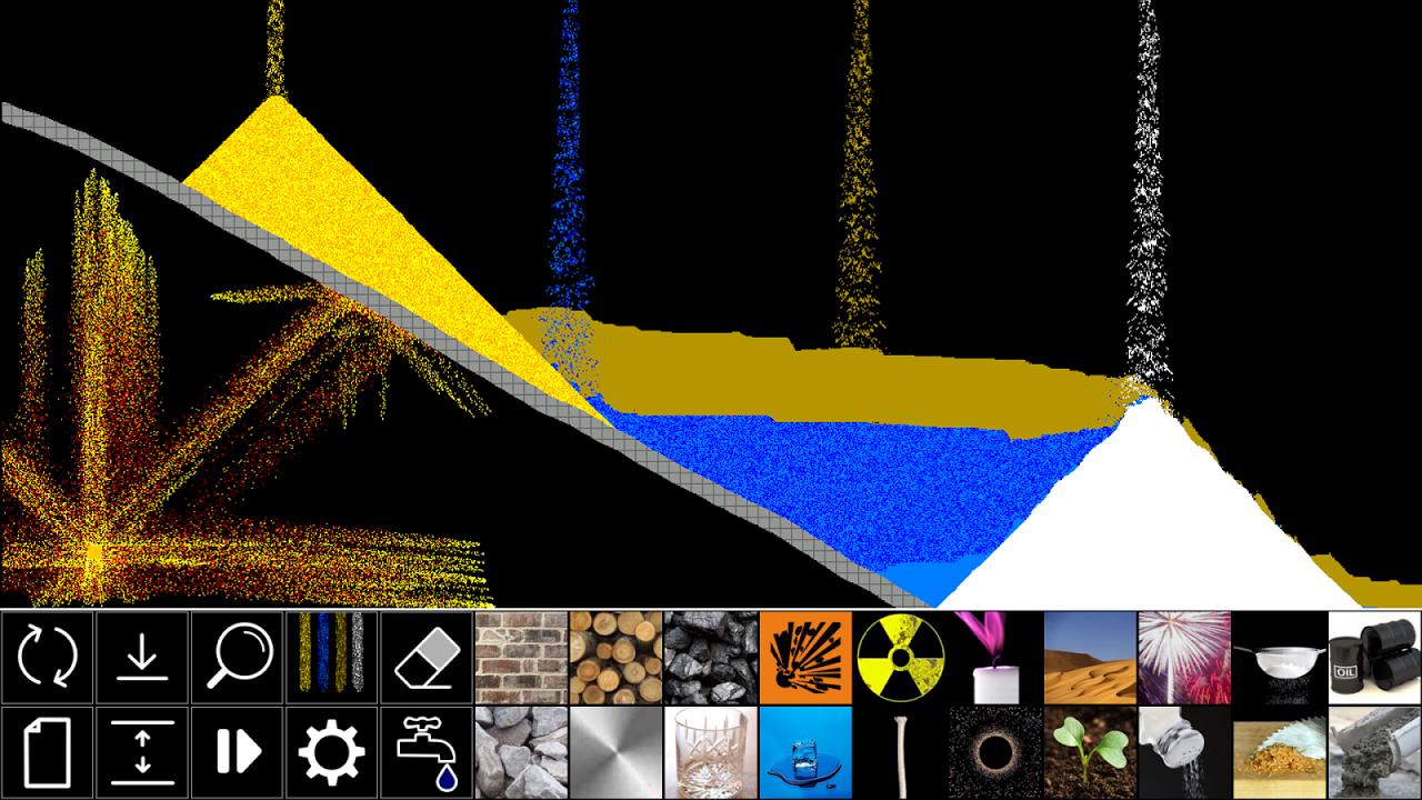 caixa de areia screenshot 1