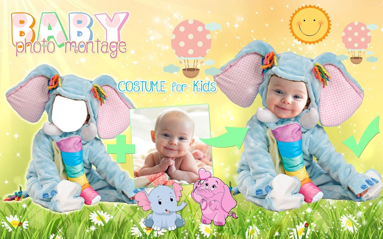Edit Foto Bayi Lucu - Gambar Ngetrend dan VIRAL