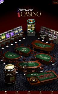 Astraware Casino HD screenshot 16