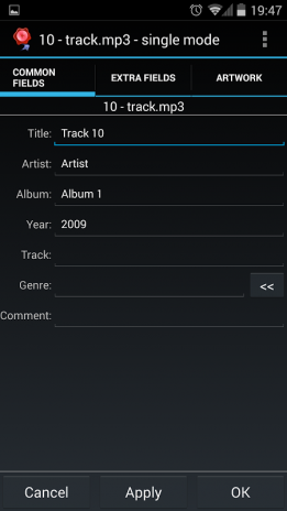 Audiotagger pro tag music 6. 4. 3 apk [patched] [full]   kolompc.