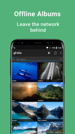 gFolio - Google Drive Photo Gallery and Uploader 2 11 1