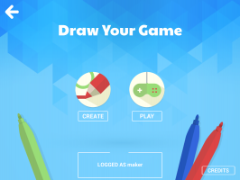 Draw Your Game Screen