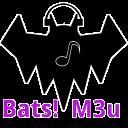 Bats! M3u streaming player