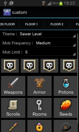 Your Pixel Dungeon 1 0c Download APK for Android - Aptoide