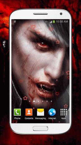Vampires Live Wallpaper Hd Screenshot 4