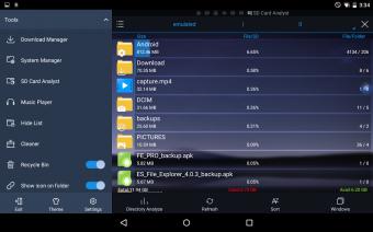 ES File Explorer Pro Screenshot