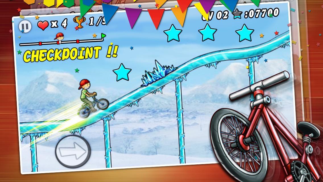 BMX Boy screenshot 4