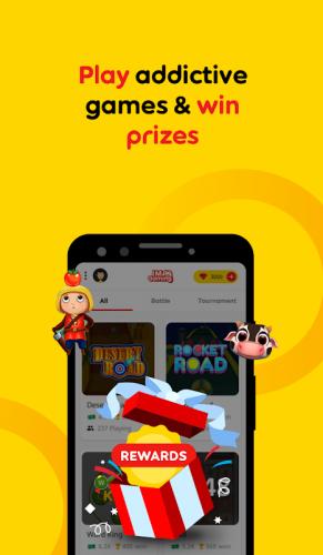 IM Gaming - Play Battles & get Free Data Daily screenshot 4