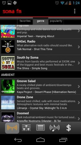 SomaFM Radio Player 2 2 9 Download APK for Android - Aptoide