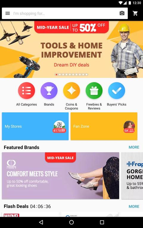 AliExpress Shopping App- $100 Coupons For New User screenshot 5