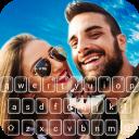 Lovers Photo Keyboard Theme
