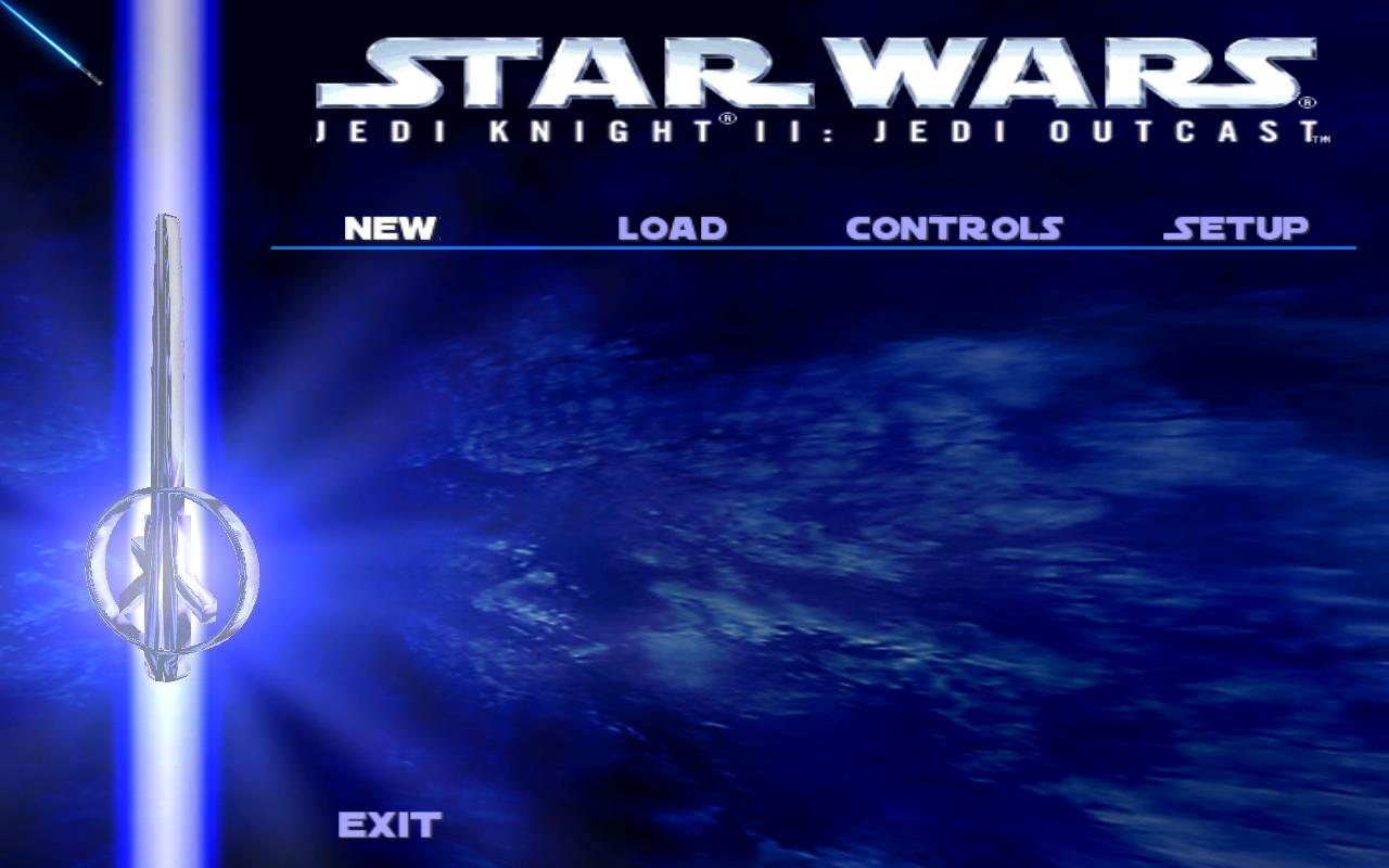 Jedi Knight II Touch screenshot 1