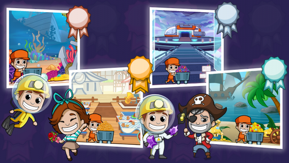 Idle Miner Tycoon 2 56 1 Download APK for Android - Aptoide