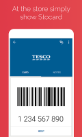 Stocard - Loyalty Cards Wallet Screen