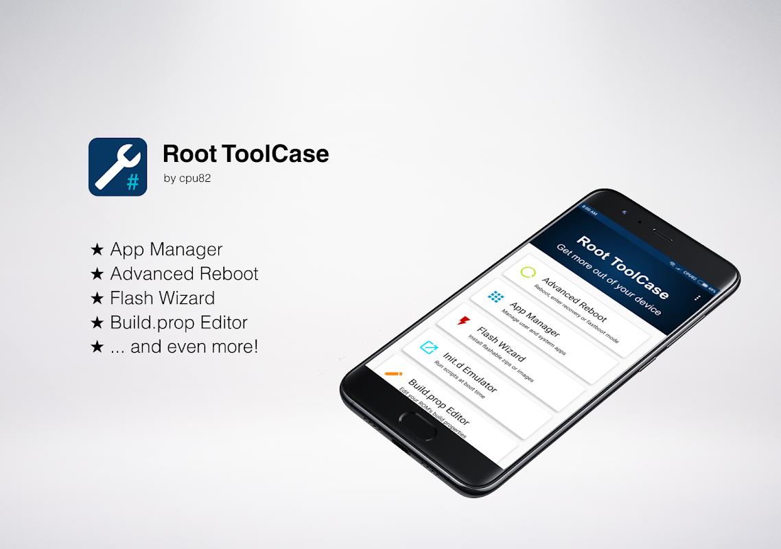 Root Tool Case screenshot 1