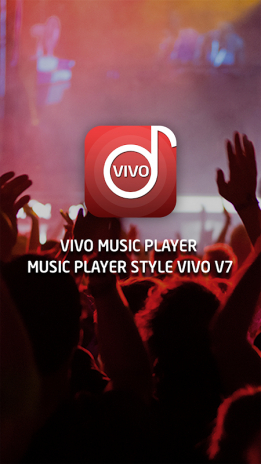 Music Player style Vivo V7 - Vivo Music Player 3 3 232