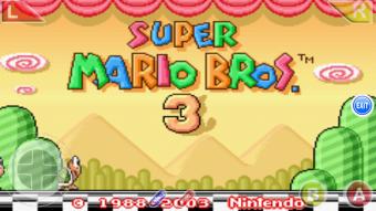 Super Mario Bros 3 Screenshot