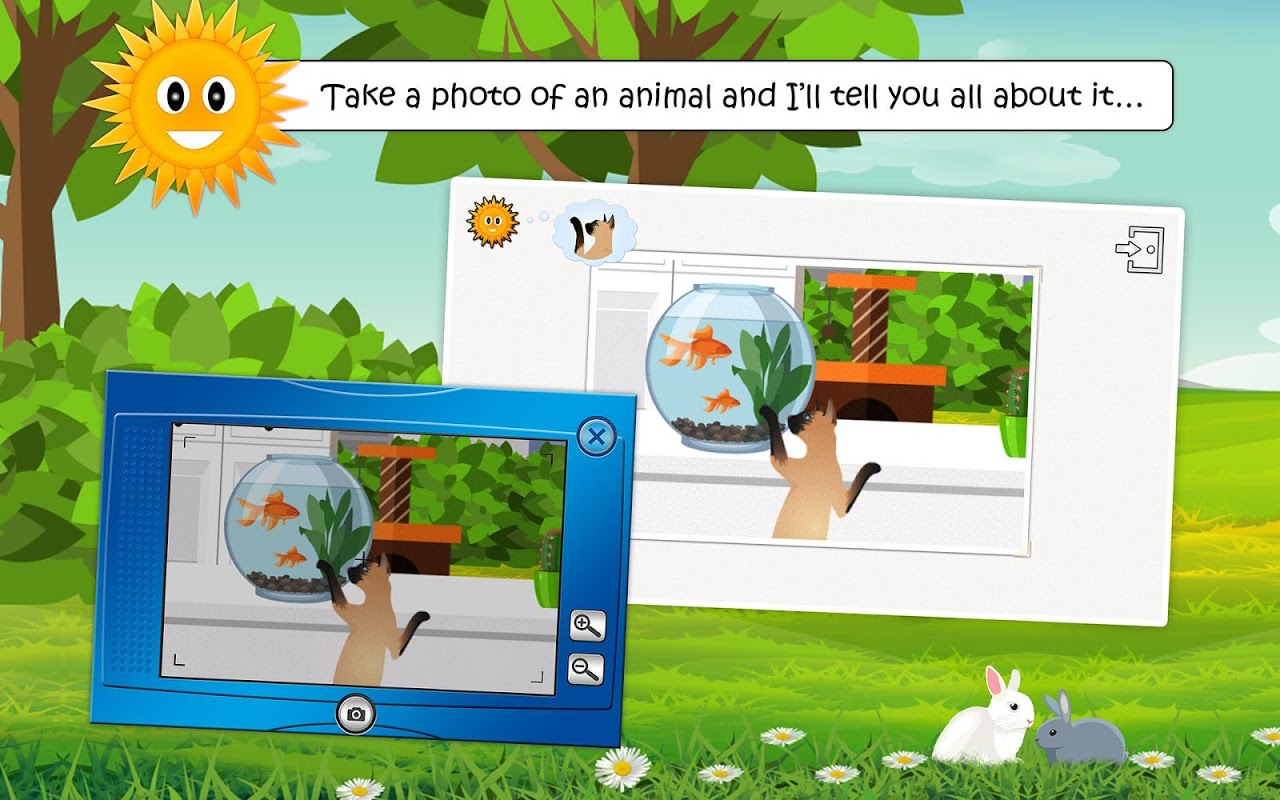 Find Them All: Cats, Dogs and Pets for Kids screenshot 1