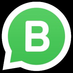 Resultado de imagem para whatsapp business logo