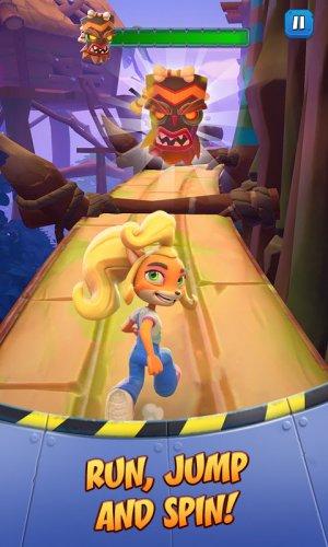 Crash Bandicoot: On the Run! screenshot 11