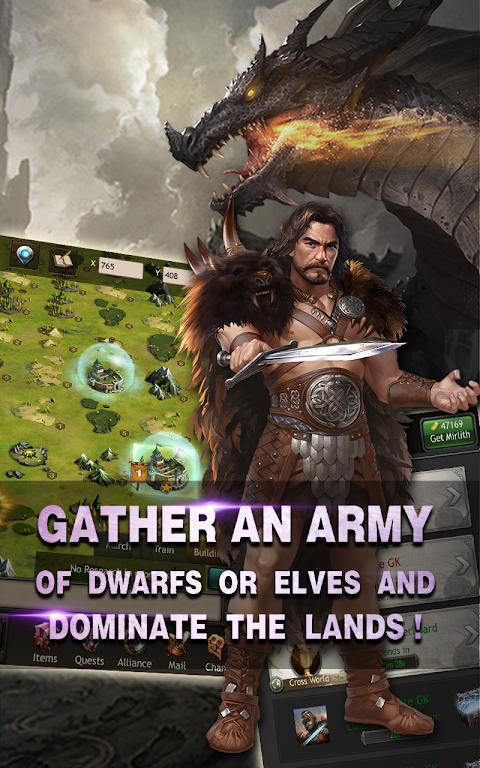 Elves vs Dwarves screenshot 5