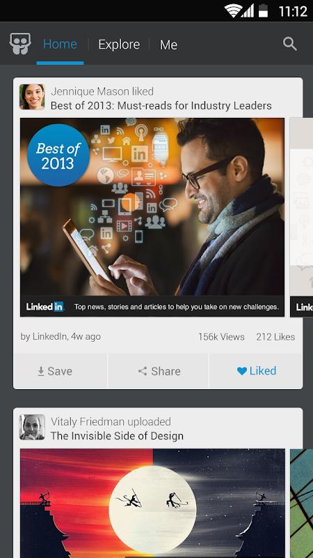 LinkedIn SlideShare screenshot 1
