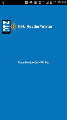 NFC Reader/Writer 1 8 Download APK for Android - Aptoide