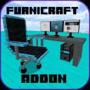 Furnicraft Addon for MCPE +6 skins