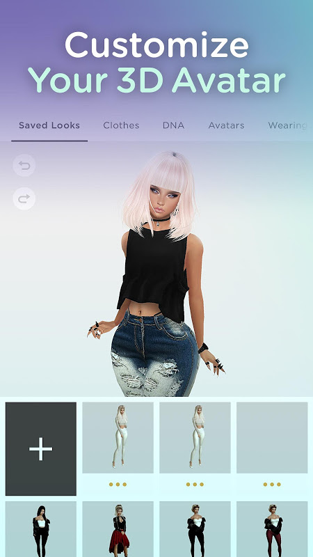 IMVU - #1 3D Avatar Social App screenshot 2