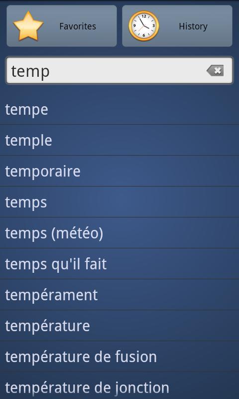 dictionnaire francais malagasy apk