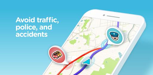 waze gps cartes trafic navigation temps r el t l charger l 39 apk pour android