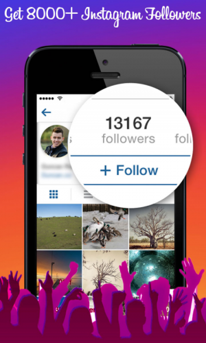Instagram Followers Get More Free Real Insta Follower On Fast Ig Follow4follow App Pro For 5000 Likes 3 3 Telecharger Apk Android Aptoide