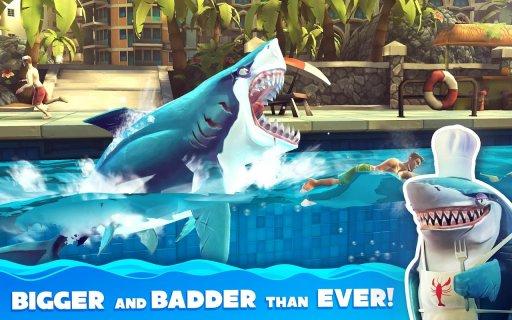 Hungry Shark World screenshot 5