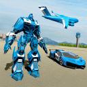 Police Car Car Game - Police Aereo Transport