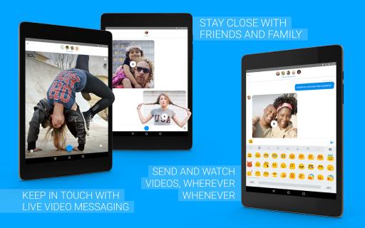 Glide - Video Chat Messenger screenshot 7