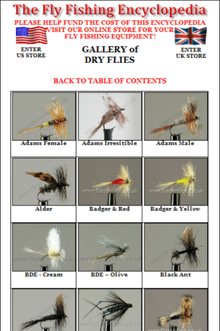 Fishing Flies A World Encyclopedia of Every Type of Fly