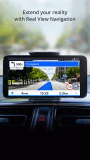 GPS Navigation & Maps Sygic screenshot 5