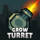 Grow Turret - Idle Clicker Defense