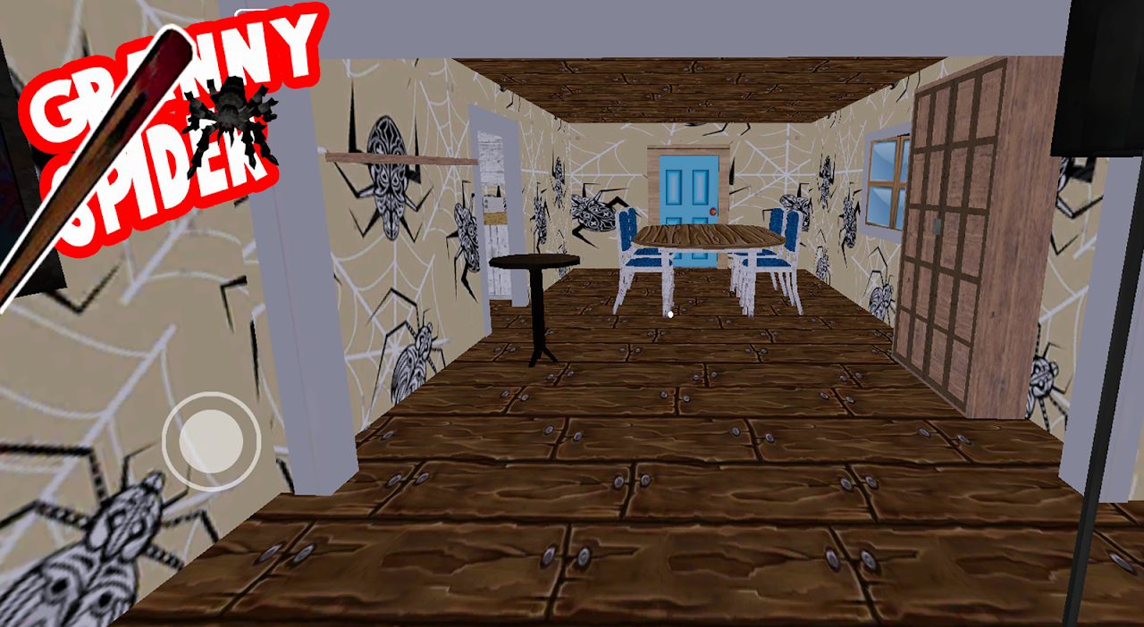 Spider Granny Mods : Horror House Escape Game screenshot 1