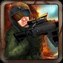 3D Army Commando Shoot Gun Killer