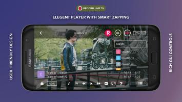 GSE SMART IPTV Screen