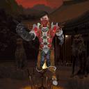 Temple God Of Warrior