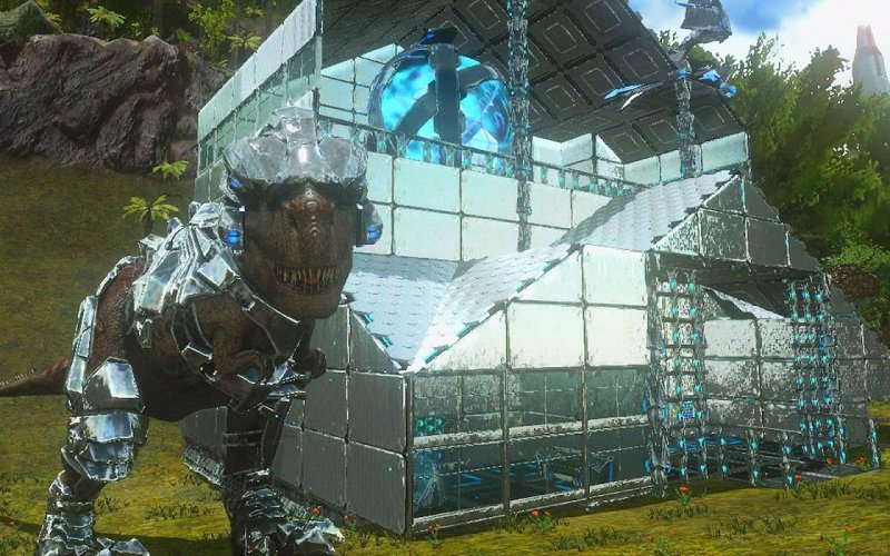 ARK: Survival Evolved screenshot 15