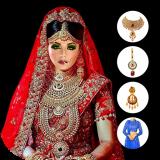 Jeweller - women makeup, HairStyles, Jewellery app Icon