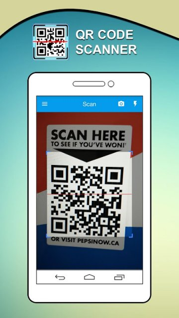 qr code scanner app android